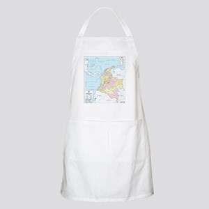 Colombia mapa official Apron