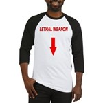 Lethal Weapon Baseball Jersey