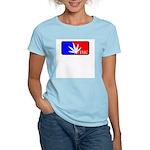 weed sports logo Women's Light T-Shirt