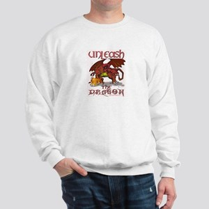 Unleash The Dragon Sweatshirt