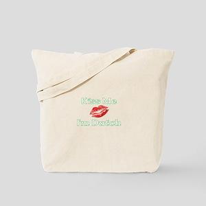 Kiss Me I'm Dutch Tote Bag