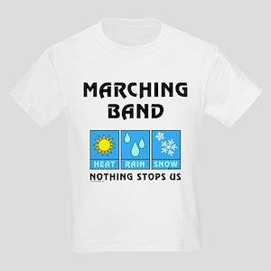 Marching Band Kids Light T-Shirt
