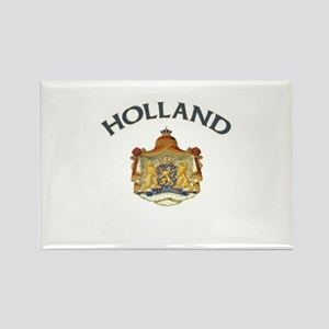 Holland Coat of Arms Rectangle Magnet