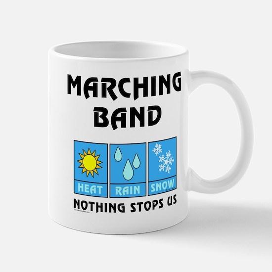 Marching Band Mug