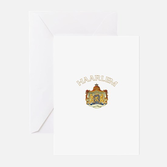 Haarlem, Netherlands Greeting Cards (Pk of 10)