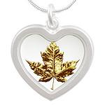 Gold Canada Souvenir Necklaces