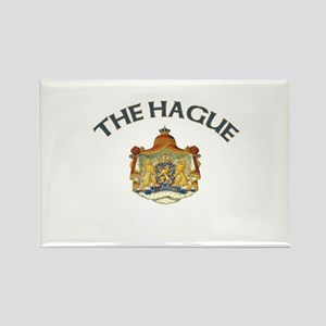The Hague, Netherlands Rectangle Magnet