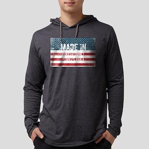 Made in Punxsutawney, Pennsylv Long Sleeve T-Shirt