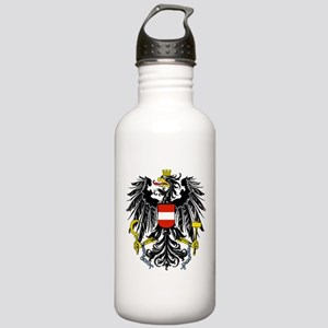 Austria Coat of Arms Stainless Water Bottle 1.0L