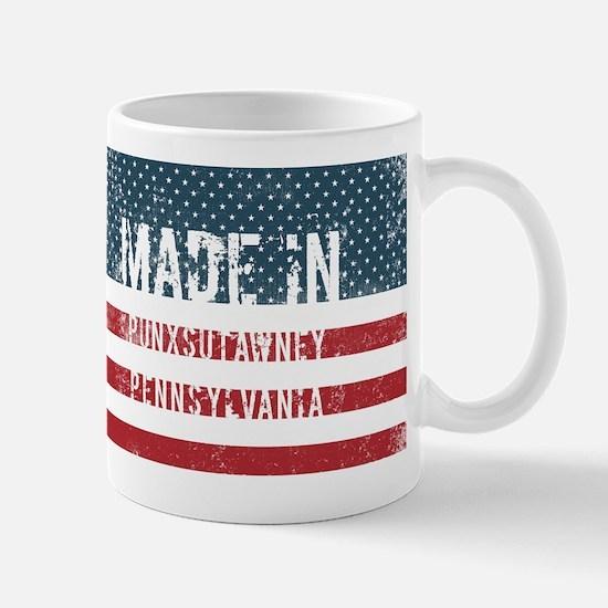 Made in Punxsutawney, Pennsylvania Mugs