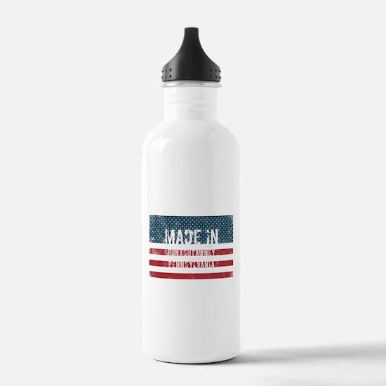 Made in Punxsutawney, Water Bottle