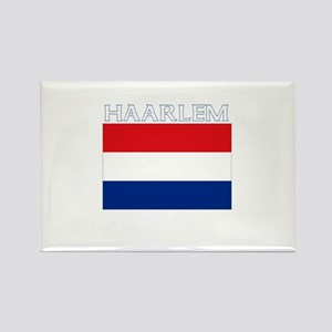 Haarlem, Netherlands Rectangle Magnet