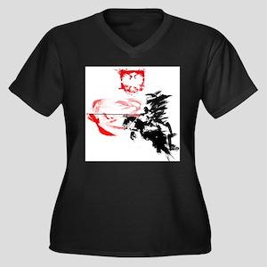 Polish Hussar Plus Size T-Shirt