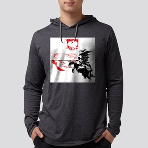 Polish Hussar Long Sleeve T-Shirt