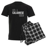Calabrese Men's Dark Pajamas