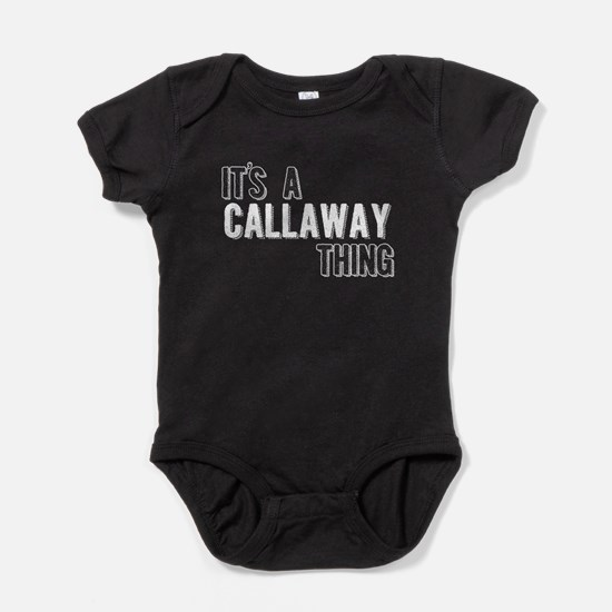 Its A Callaway Thing Baby Bodysuit