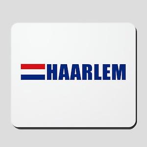 Haarlem, Netherlands Mousepad