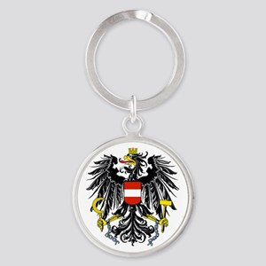 Austria Coat Of Arms Keychains