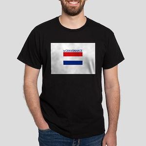 's-Gravenhage, Netherlands Dark T-Shirt