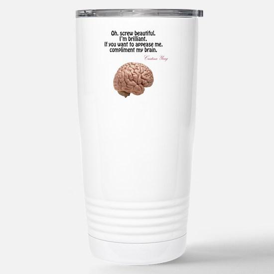 Cristina Yang Travel Mug