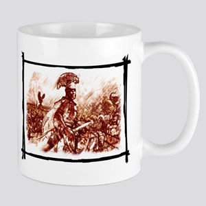 Roman Centurion in battle Mugs
