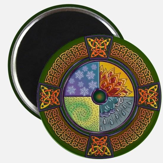 Celtic Elements Magnet