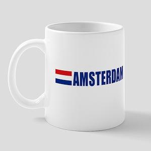 Amsterdam, Netherlands Mug