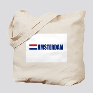 Amsterdam, Netherlands Tote Bag
