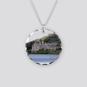 In Lifes Young Morning Verse 3 Necklace