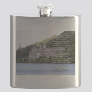 In Lifes Young Morning Verse 3 Flask