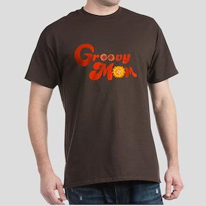 Groovy Mom Dark T-Shirt