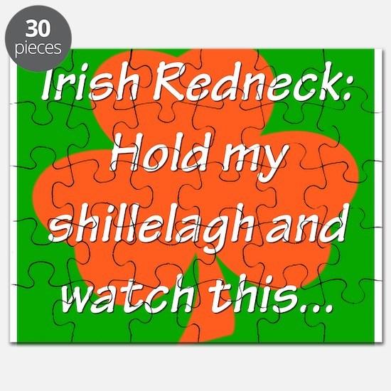 Irish Redneck Puzzle