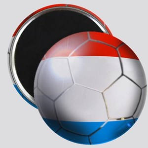 Luxembourg Football Magnet