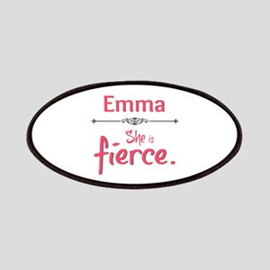 Emma is Fierce Patches