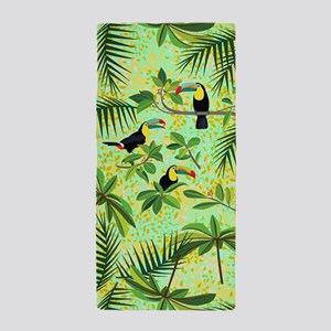 Toucans, Beach Towel