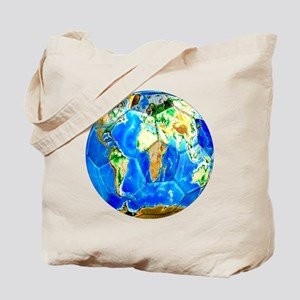 World Soccer Ball Tote Bag