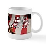 Gun Ownership Mug Mugs