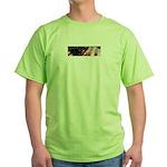 Gun Ownership Green T-Shirt