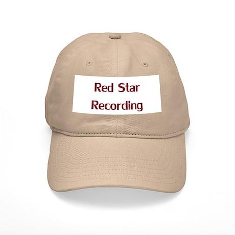 Cap - Red Star Recording