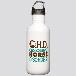 Funny Horse Stainless Water Bottle 1.0L