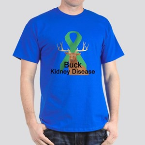 Kidney Disease Dark T-Shirt