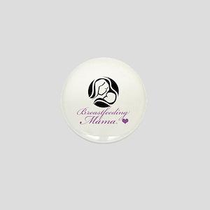 Breastfeeding Mama Mini Button
