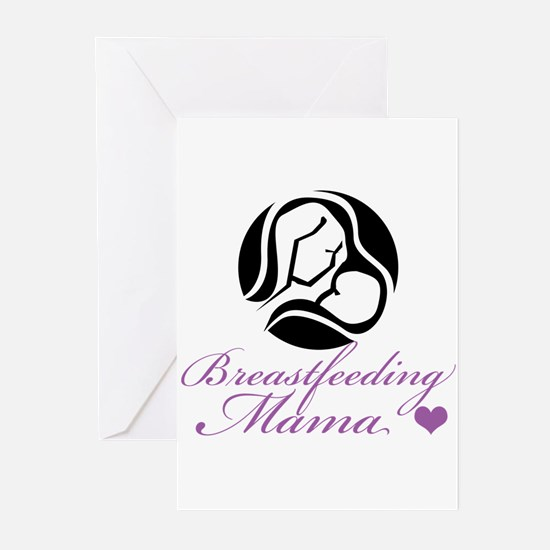 Breastfeeding Mama Greeting Cards (Pk of 10)