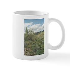 Cactus Coloring Photo Mug
