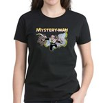 Mystery-man Women's Dark T-Shirt