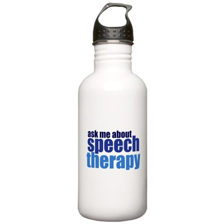 Speech Therapy Stainless Water Bottle 1.0L