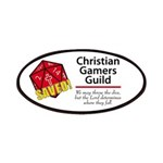Christian Gamers Guild Patch