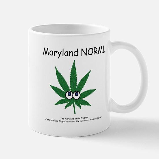 Happy Leaf Md Norml Mugs