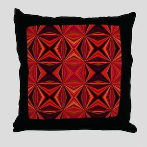 Moxy Op Art Design Throw Pillow