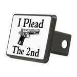 Plead the 2nd Hitch Cover